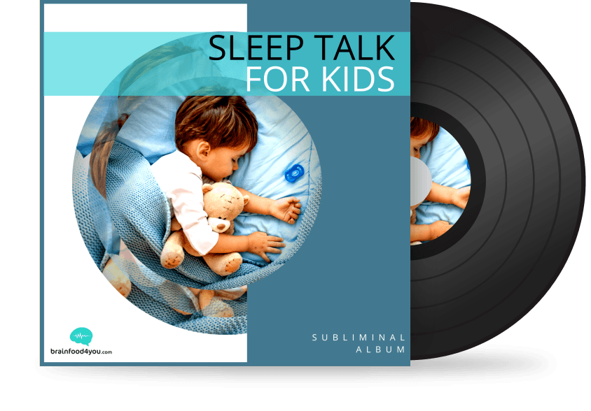 sleep talk for kids silent subliminal album