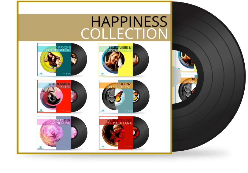 Happiness Collection - Silent Subliminal