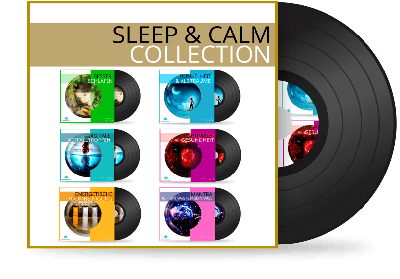 Sleep & Calm Collection - Silent Subliminal