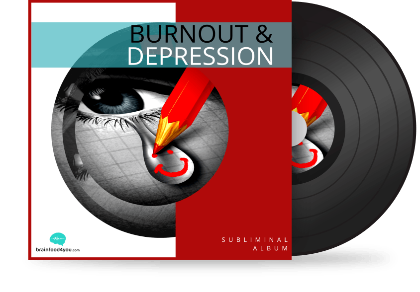 burnout & depression album - silent subliminal