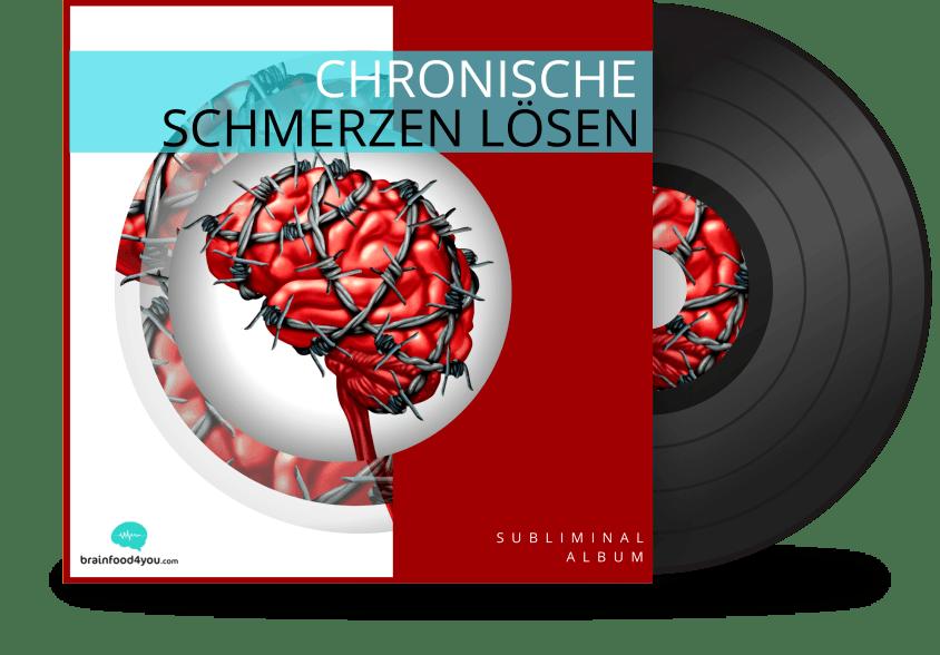 Chronische Schmerzen lösen Album - Silent Subliminal