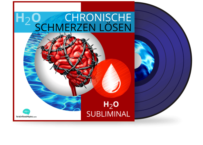 H2O - Chronische Schmerzen lösen Album - H2O Silent Subliminal
