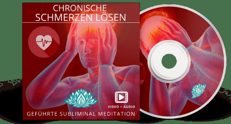 Chronische Schmerzen lösen Meditation Silent Subliminal
